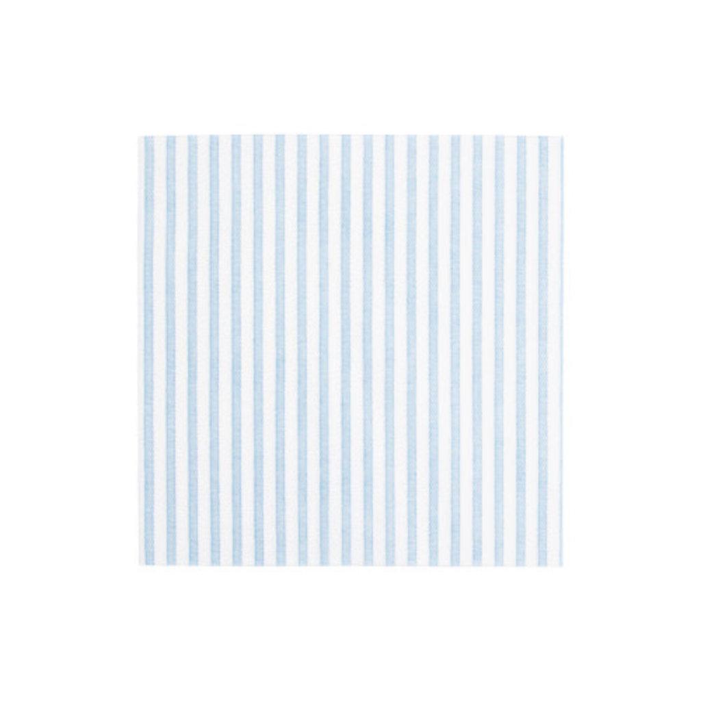 Vietri PAPERSOFT NAPKINS CAPRI LIGHT BLUE DINNER NAPKINS (PACK OF 50)