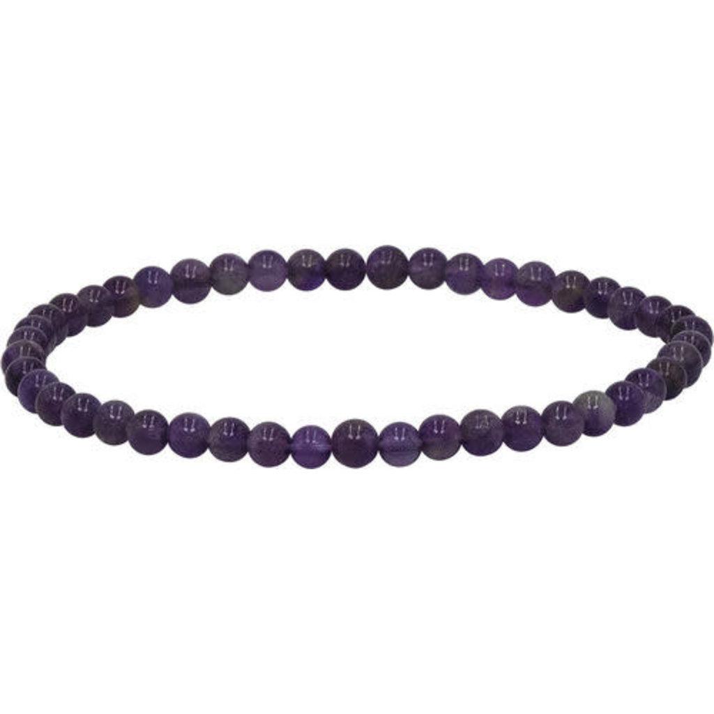 My Fun Colors Mini Gemstone Bracelet - Amethyst