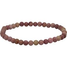 My Fun Colors Mini Gemstone Bracelet - Rhodochrosite