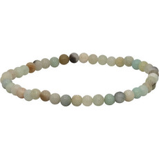 My Fun Colors Mini Gemstone Bracelet - Amazonite