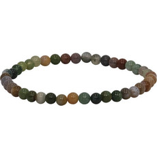 My Fun Colors Mini Gemstone Bracelet - India Agate