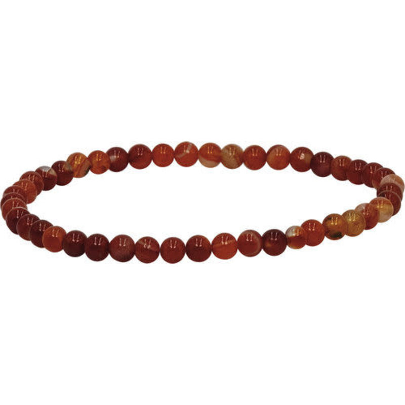 My Fun Colors Mini Gemstone Bracelet - Carnelian