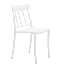 Zuo Rift Dining Chair White