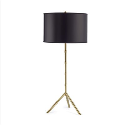 Napa Home and Garden Julian Modern Bamboo Floor Lamp