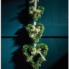Napa Home and Garden Open Heart Wreath Medium