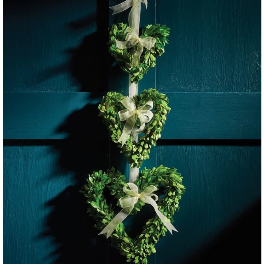 Napa Home and Garden Open Heart Wreath Large
