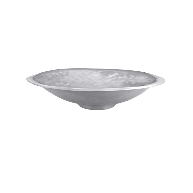 Mariposa Shimmer Centerpiece Bowl