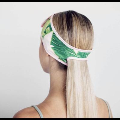Kitsch Kitsch Palm Microfiber Headband