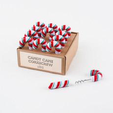 One Hundred 80 Degrees Candy Cane Corkscrew