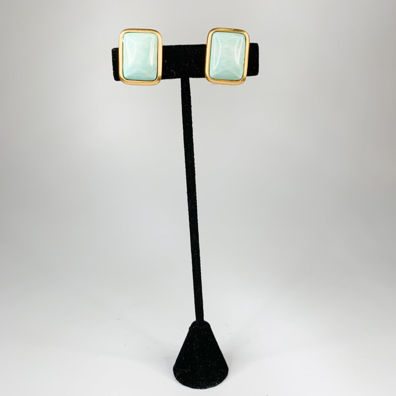 Catherine Canino Catherine Canino Turquoise clip earring