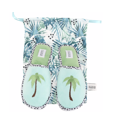 Hang Accessories Palm Travel Slippers Large
