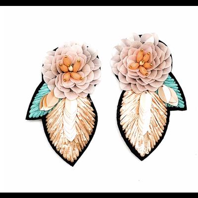 Allie Beads Paige Earrings