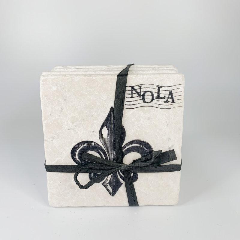 Gary Schiro NOLA Music Coaster