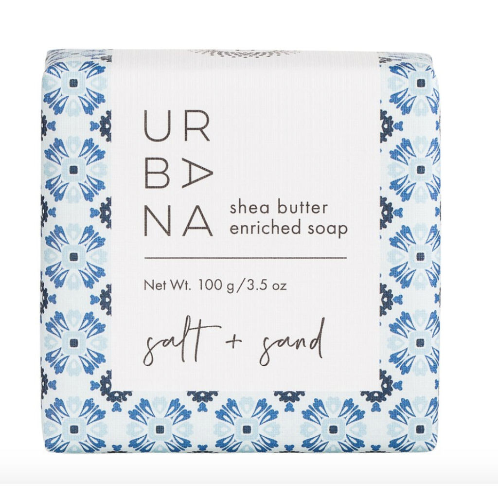 European Soaps 100G SOAP BAR - SALT+ SAND