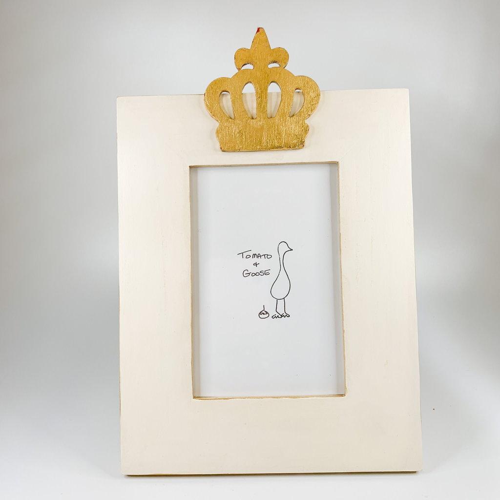 Tomato + Goose Tomato + Goose Royal Crown Frame