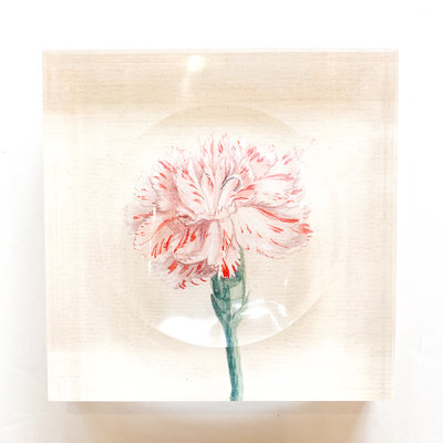Reprotique Trinket Bowl-Carnation
