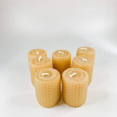 Tommy and Friends 2'' Votive Candle Ivory