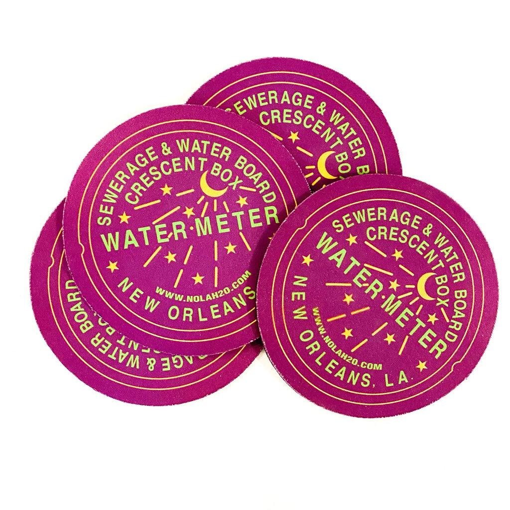 Gary Zoller Gary Zoller Watermeter Coasters