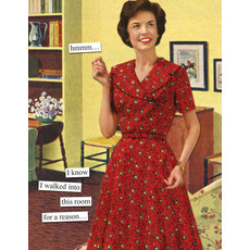 Anne Taintor birthday card - this room