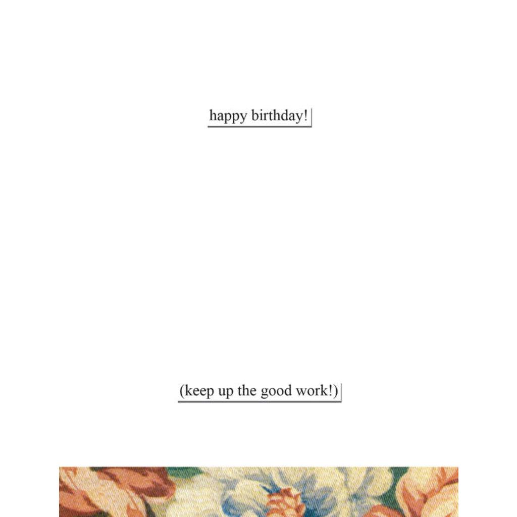 Anne Taintor Birthday Card - bright future