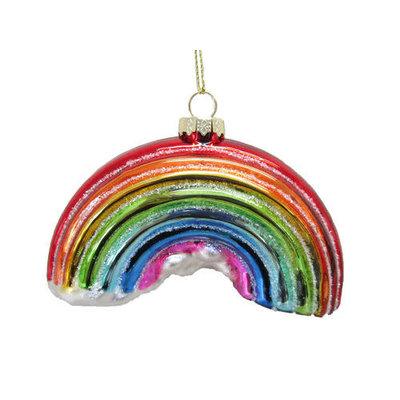 December Diamonds December Diamonds Rainbow Ornament