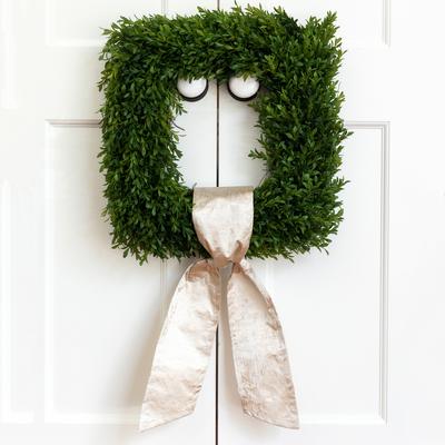 Fig & Dove Fig & Dove Gold Grain Wreath Sash