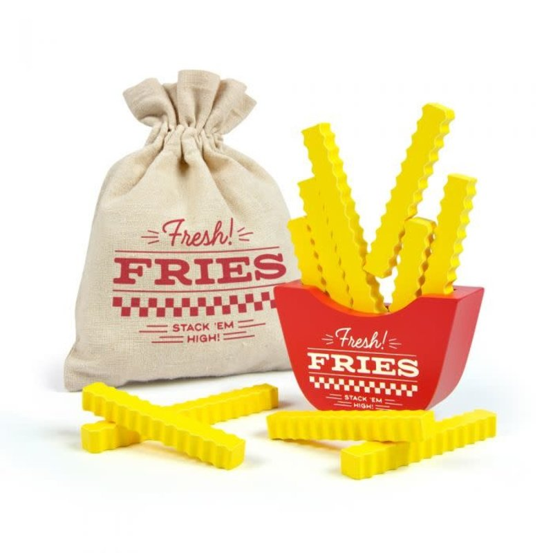 Fred & Friends Fred Fresh Fries Staking Game