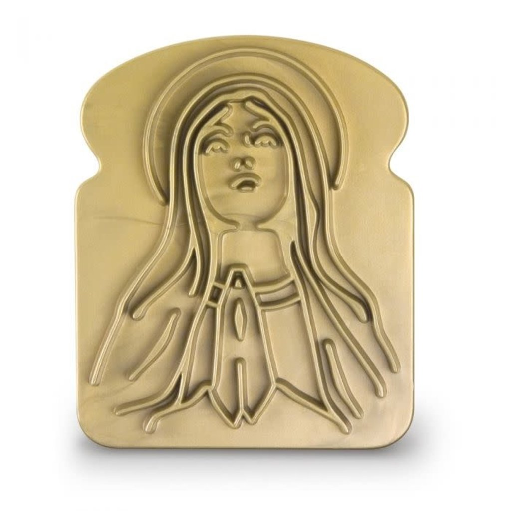 Fred & Friends Fred Holy Toast Bread Stamper