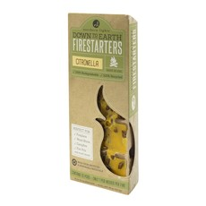 Northern Lights DOWN TO EARTH - FIRESTARTERS - CITRONELLA