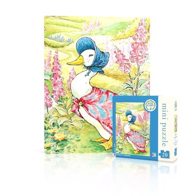 New York Puzzle Company Jemima Puddle-Duck Mini