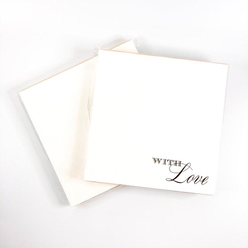 Maison de Papier With Love Noteblock