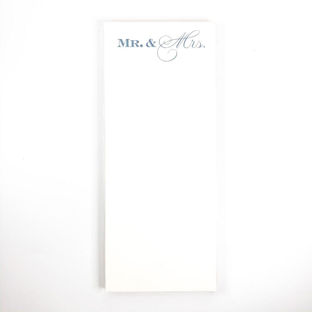 Maison de Papier Mr. & Mrs. Notepad