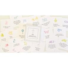 Maison de Papier Baby Verse Cards and Easel