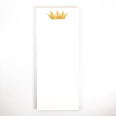 Maison de Papier Crown Notepad