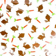 Maison de Papier Bunnies & Carrots Placemat