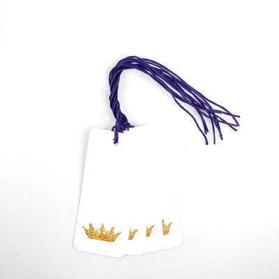 Maison de Papier Crown Gift Tags