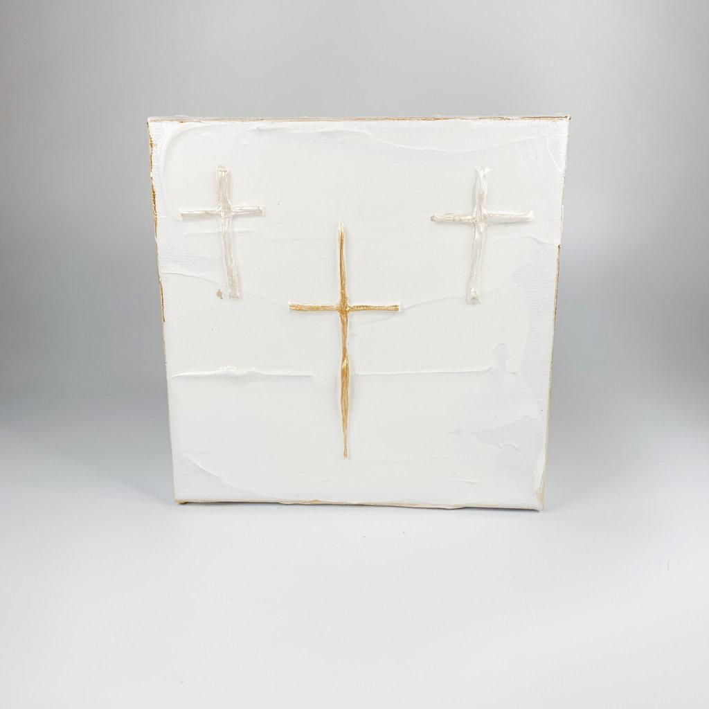 Eden Gorney Eden Gorney 6x6 Calvary Cross