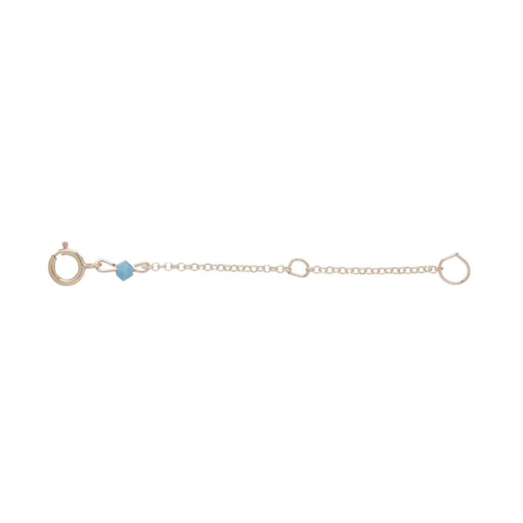 E Newton 2'' Necklace Extender Gold