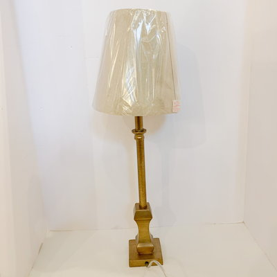 Ganz Champagne Gold Buffet Lamp