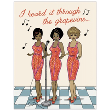 The Found Heard it Thru the Grapevine