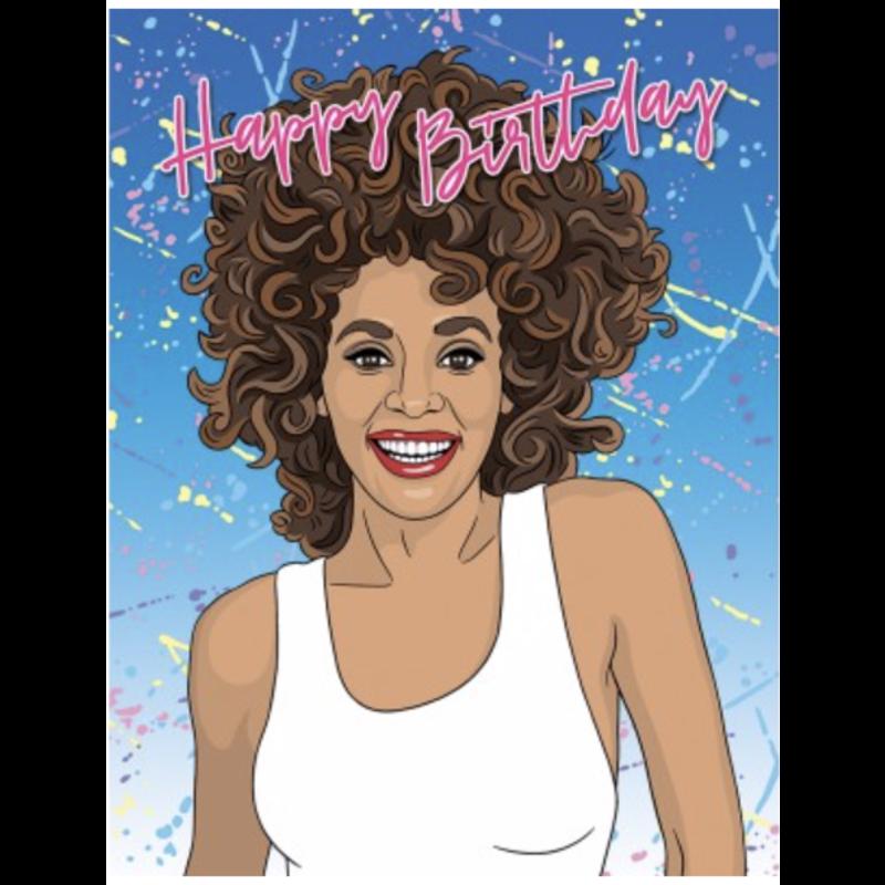 The Found Whitney Birthday