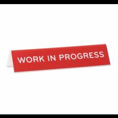 The Found Work in Progress