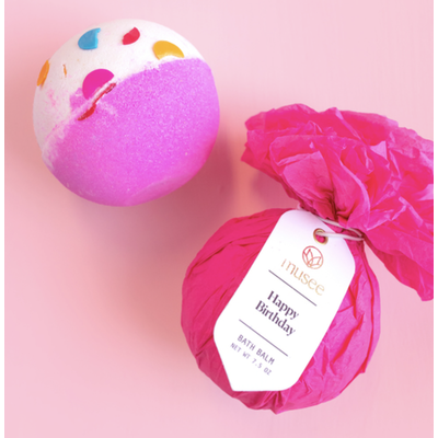 Musee Therapy HAPPY BIRTHDAY BATH BALM