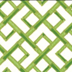 Caspari Bamboo Green Cocktail