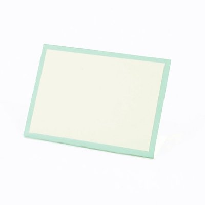 Hester and Cook Hester and Cook Seafoam Frame Place Card