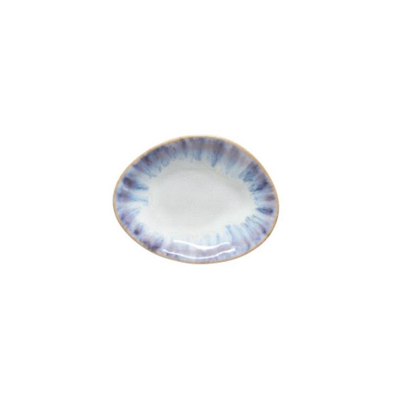 Casafina OVAL MINI PLATE (6) BRISA RIA BLUE