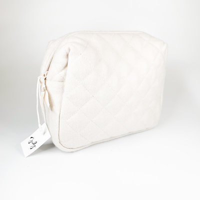 Silk Story Quilted Rayon Oyster Bags