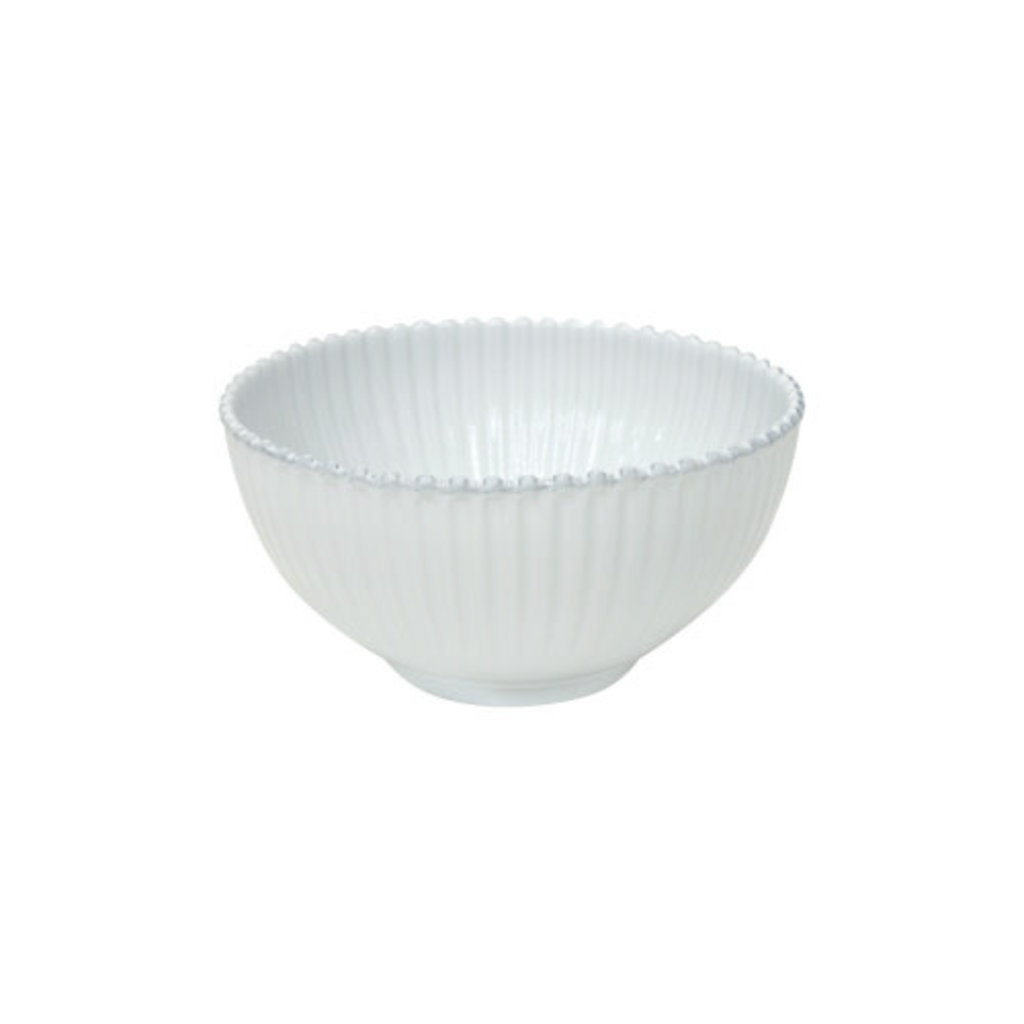 Casafina 10.75'' SALAD BOWL (1) PEARL WHITE
