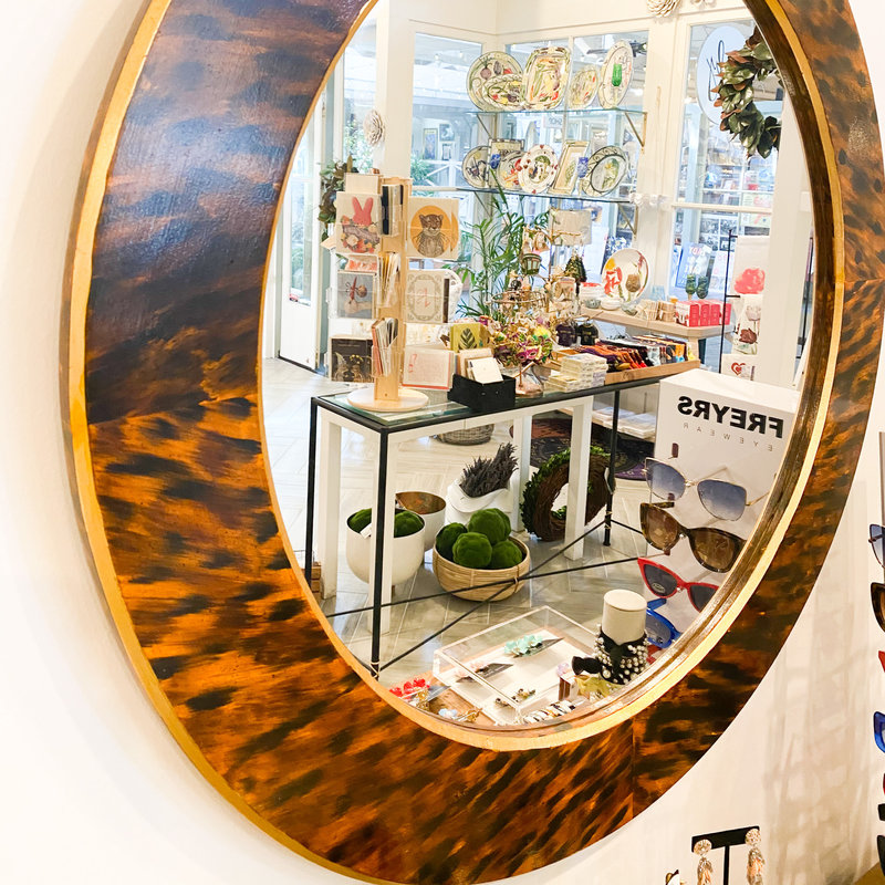 E Lee E Lee Tortoise Mirror