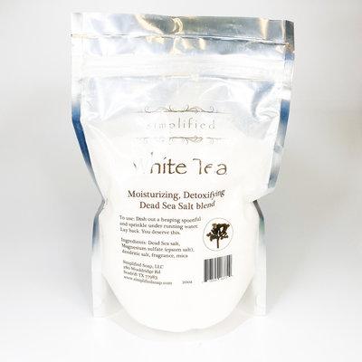 Simplified 20 oz Salt White Tea